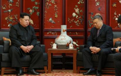 Ông Kim Jong-un đến sứ quán Trung Quốc chia buồn vụ tại nạn xe buýt