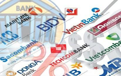"""[Infographic] Những """"nét phác hoạ"""" đầu tiên của bức tranh ngân hàng năm 2018"""