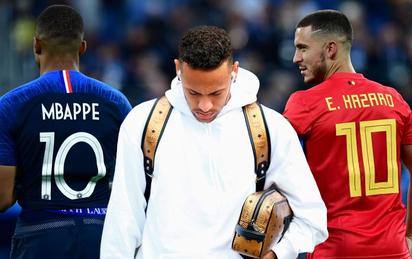 Một năm sau ngày hỉ hả ra đi, Neymar giờ cuống quýt trong tuyệt vọng