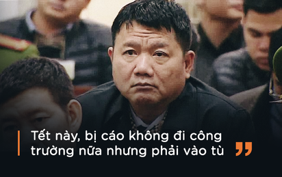 Những câu nói gây chú ý của ông Đinh La Thăng trong 10 ngày xét xử
