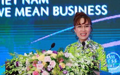 CEO Vietjet Nguyễn Thị Phương Thảo được vinh danh Top 50 nhà lãnh đạo tiêu biểu toàn cầu 2018 của Bloomberg
