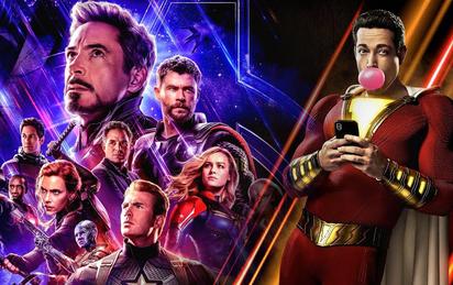 """Vũ trụ điện ảnh DC và cú chuyển mình vĩ đại trong """"trận chiến"""" lịch sử với Marvel"""