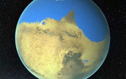 Sao Hỏa mất nước vì… lỗ hổng trong bầu khí quyển