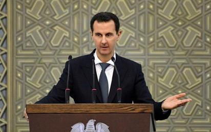 Tổng thống Assad thề không mặc cả về hiến pháp Syria