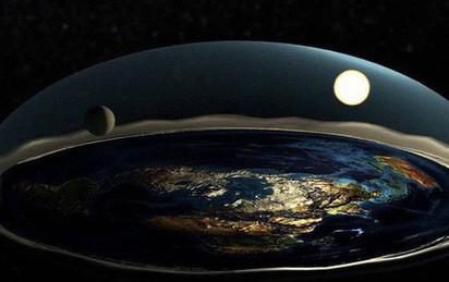 Nhiều người tin rằng Trái đất là mặt phẳng vì xem YouTube