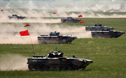 """Hoàn Cầu: TQ không """"ngán"""" Triều Tiên lẫn Mỹ-Hàn, sẵn sàng tấn công tất cả các phe"""