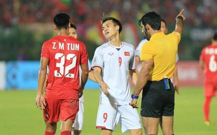 """Trọng tài Thái Lan """"cướp trắng"""" bàn thắng, Việt Nam bị cầm hòa dù ép đối phương nghẹt thở"""