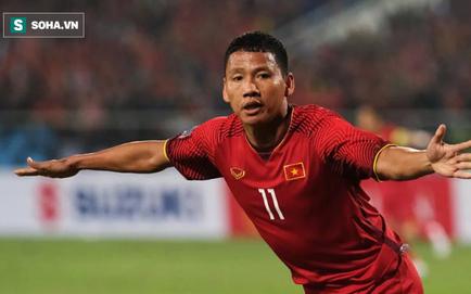 CHÍNH THỨC: HLV Park Hang-seo bất ngờ rút Anh Đức, Văn Quyết khỏi nhiệm vụ Asian Cup