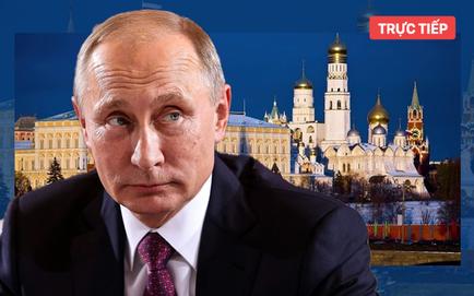 Kết quả sơ bộ bầu cử Nga: Ông Putin thắng lợi áp đảo, chuẩn bị phát biểu ở Quảng trường Đỏ