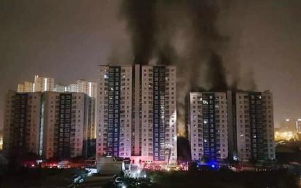 Cháy chung cư cao cấp ở Sài Gòn vào giữa đêm, ít nhất 13 người thiệt mạng