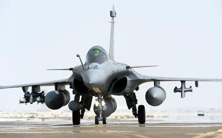 NÓNG: Pháp đưa siêu tiêm kích Rafale tới căn cứ của Anh ở đảo Síp chuẩn bị tấn công Syria?