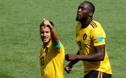 Bỉ tổn thất nặng nề khi Lukaku, Hazard đồng loạt chấn thương