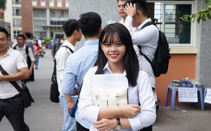 [CẬP NHẬT] Gợi ý đáp án đề thi môn Toán kỳ thi THPT Quốc gia 2018