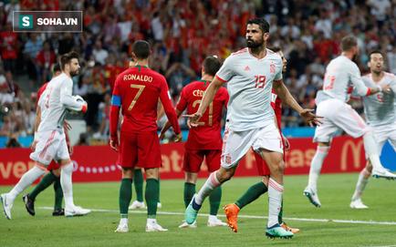 TRỰC TIẾP bảng B World Cup 2018: Ronaldo trượt penalty đầy tiếc nuối