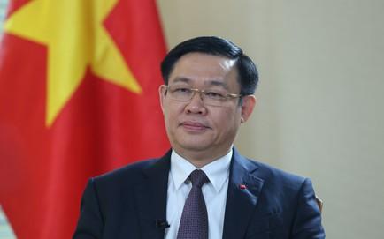 Phó Thủ tướng Vương Đình Huệ: Cán bộ đứng đầu đặc khu cũng phải đặc biệt