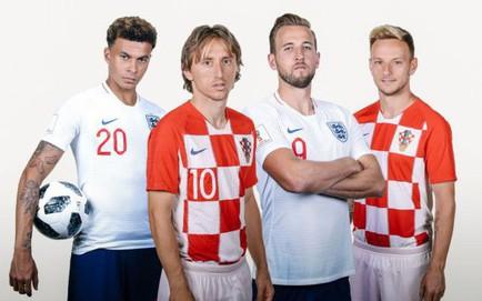 """TRỰC TIẾP Anh vs Croatia (01h00): Tam sư quyết đưa """"bóng đá trở về nhà"""""""