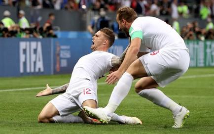 TRỰC TIẾP Anh 1-0 Croatia: Trippier đá phạt đẳng cấp mở tỉ số cho Tam sư