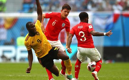 TRỰC TIẾP Bỉ 1-0 Anh: Lukaku thi đấu ấn tượng