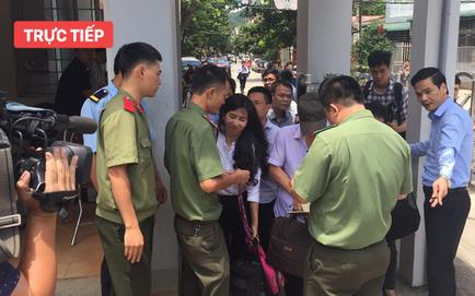 [TRỰC TIẾP] Đang công bố danh sách 5 người có sai phạm quy chế thi tại Sơn La