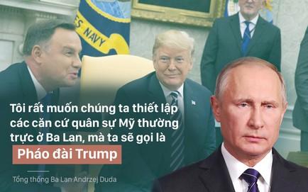 """Khi Mỹ lập căn cứ ở """"sân sau của Nga"""": Cục diện địa chính trị sẽ thay đổi khôn lường"""