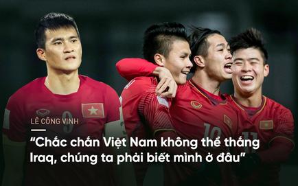 Dưới cái bóng chiến công của U23 Việt Nam, anh sai thật rồi Công Vinh ạ!