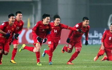 TRỰC TIẾP Bán kết U23 châu Á: U23 Việt Nam vs U23 Qatar (15h00)