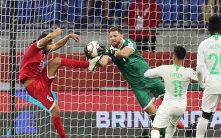 TRỰC TIẾP: Lebanon vươn lên dẫn trước 3-1, Việt Nam thực sự cần lo lắng