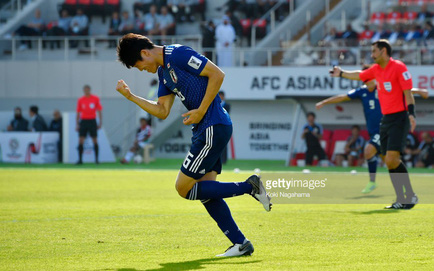 TRỰC TIẾP vòng 1/8 Asian Cup 2019: Nhật Bản mở tỷ số, Việt Nam sắp tái ngộ Samurai xanh?