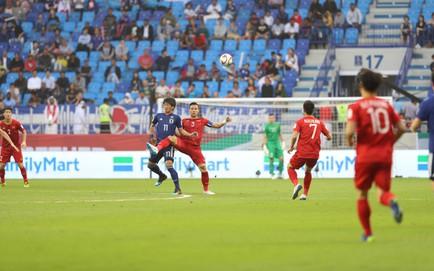 TRỰC TIẾP Việt Nam 0-0 Nhật Bản: Việt Nam nhập cuộc đầy tự tin trước Nhật Bản