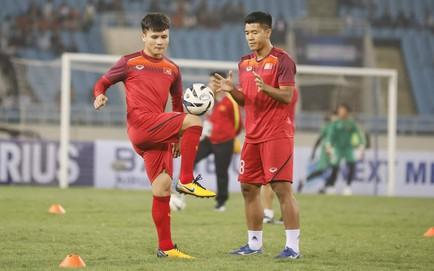 TRỰC TIẾP U23 Việt Nam 0-0 U23 Thái Lan: Hà Đức Chinh tiếp tục lĩnh xướng hàng công