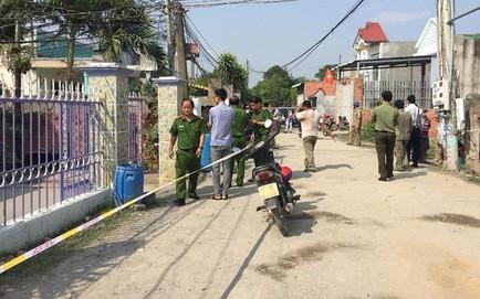 [Tường thuật từ hiện trường] Giám đốc CA tỉnh Bình Dương trực tiếp chỉ đạo điều tra vụ thảm sát 3 bà cháu