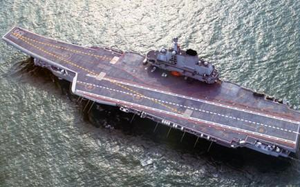 Việt Nam phản ứng trước thông tin tàu sân bay Trung Quốc đang tiến vào Biển Đông