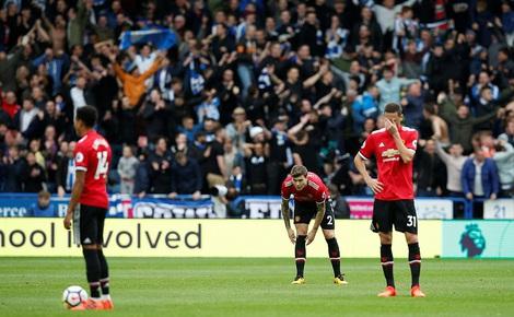 Man United dưới bóng Mourinho: Con sư tử vẫn mang lá gan chuột nhắt