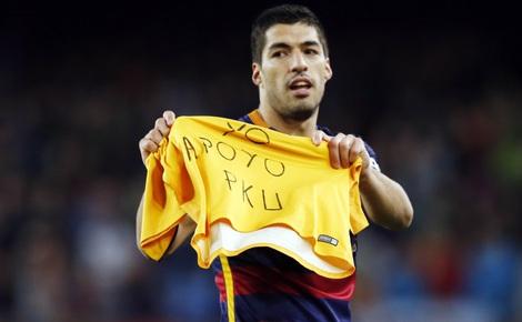 """Luis Suarez: Phía sau đôi chân sát thủ và hành xử """"thú tính"""" là một tâm hồn thiên thần"""