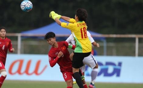 HLV Việt Nam nói gì về sai lầm của thủ môn sau khi nhận 5 bàn thua trắng?