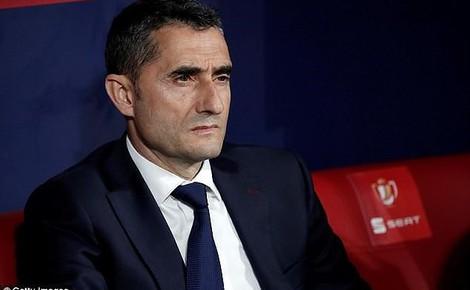 Bi kịch của Valverde: Giúp Barca giành cú đúp vẫn bị xem thường