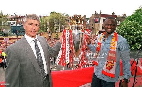 Vieira trở thành tân HLV trưởng Arsenal?