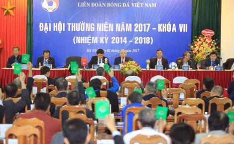 Bóng đá Việt Nam và bê bối ở thượng tầng: Scandal hay những chiêu trò trước thềm Đại hội VFF?