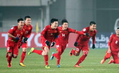 HAGL và Hà Nội FC thống trị danh sách U23 Việt Nam chuẩn bị cho ASIAD 2018