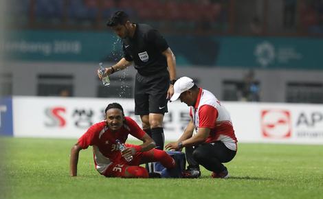 Nhìn U23 Nepal đá với Nhật mà lo!