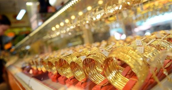 Xem Gia Vang: Ngược Dòng Thế Giới, Giá Vàng Trong Nước Giảm Mạnh