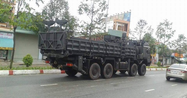 Tên lửa phòng không SPYDER: Trước là Ấn Độ, nay là Việt Nam