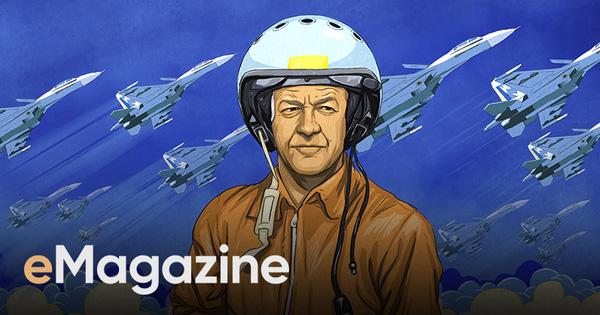 Viktor Pugachev – Kỷ lục gia thế giới trên tiêm kích Su-27 và mối quan hệ đặc biệt với KQVN