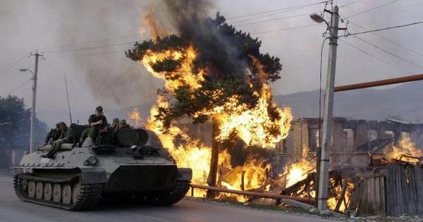 Phản ứng nhanh, thần tốc đập nát quân đội Gruzia nhưng QĐ Nga vẫn lộ điểm yếu chết người