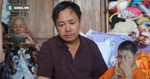 Cha nuôi 2 con teo não: Nhiều người gọi điện đòi chém, yêu cầu trả tiền ủng hộ