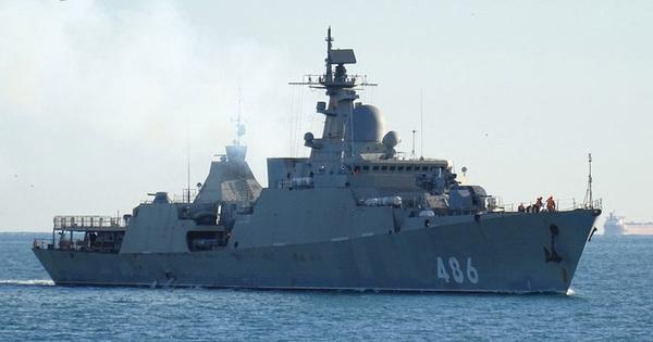 Hai tàu Gepard sẽ bắn thử trước khi được chuyển giao cho Việt Nam