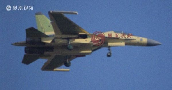 """Máy bay tác chiến điện tử Trung Quốc – """"cơn ác mộng"""" của Mỹ?"""