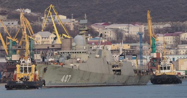 Điều tuyệt vời sắp đến: Tàu hộ vệ tên lửa Gepard thứ 3 của HQVN chuẩn bị lên đường về nước?