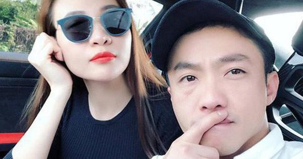 """Sau hé lộ sẽ kết hôn vào năm tới, Đàm Thu Trang công khai gọi Cường Đô La là """"chồng chưa cưới""""                                                                                                                                                               Kh"""