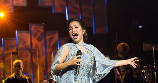 Hồng Nhung, Mỹ Linh - khi diva hát quên lời, thêm lời và nổi loạn với